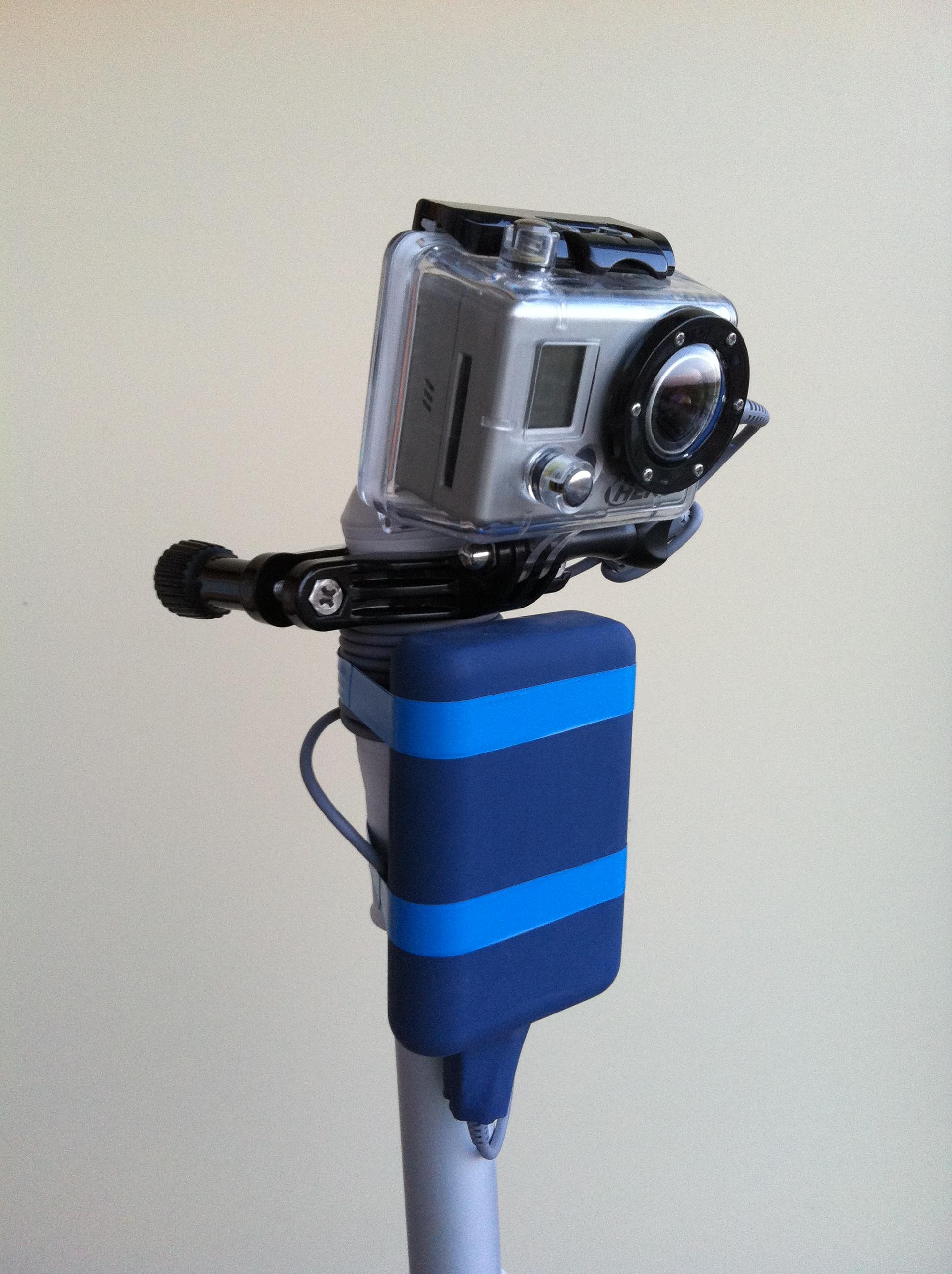 GoPro am Stil 2