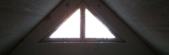 Fenster sind da
