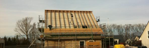 Dachdämmplatten